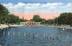 Gage Park Pool | Swimming Pool, Gage Park Topeka Kansas