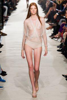 Semana de Moda de Paris :: As boxeadoras da Alexis Mabille