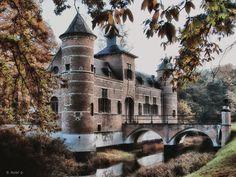 Early Fall in Wijnegem, Belgium