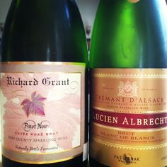 It's a red, white and bubbly day!