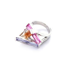 Unique Structure Ring From Moreso Jewel.