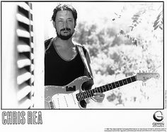 Chris Rea Promo Print : 8x10 RC Print Chris Rea, Slide Guitar, Nothing To Fear, Middlesbrough, Artist Profile, Music Download, New Music, Music Videos