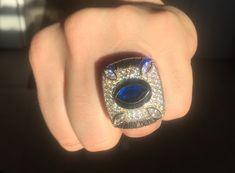 Fantasy Football Rings, Class Ring, Jewelry, Jewlery, Jewerly, Schmuck, Jewels, Jewelery, Fine Jewelry