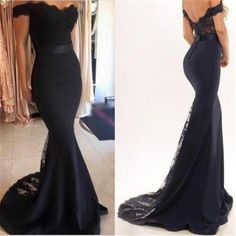 Popular Off Shoulder Mermaid Newest Pretty Bridesmaid Dresses, Long Prom Dress Online, PD0163