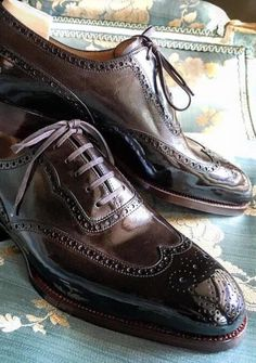 Wingtip Oxford Brogues