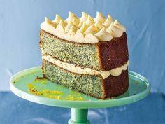 RESEP: Lemoen-en-papawerkoek Vanilla Cake, Ethnic Recipes, Desserts, Food, Tailgate Desserts, Deserts, Eten, Postres, Dessert