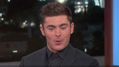 Zac Efron Talks 'Baywatch,' Madonna On 'Jimmy Kimmel Live' (VIDEO) #Entertainment #News