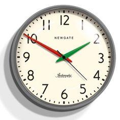 Newgate Watford Clock Laboratory Grey