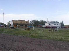 Terrys Bison Ranch RV Park Cheyenne
