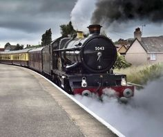 5043 Earl of Mount Edgcumbe by Malcolm Rose on 500px