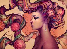 """""""Leah"""" by Megan Lara"""