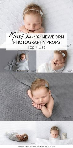 Props for Newborn Photography: 7 Essential, Beginner-Friendly and Safe Must-have Newborn Photography Props. Newborn photography tips and … Newborn Photography Setup, Newborn Baby Photography, Photography Ideas, Photography Lessons, Family Photography, Newborn Pictures, Newborn Pics, Baby Photos, Newborn Photo Outfits