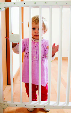 How To Childproof Your House | New Age Pregnancy Online Magazine #pregnancy #childproof