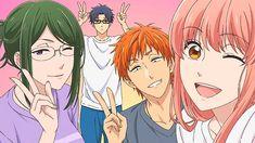 Wotaku ni koi wa muzukashii, love is hard for otaku