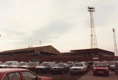 Maine Road - Manchester City (1985)
