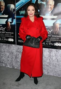 2011.03.22  Joan at the premiere of the HBO documentary ´His Way´ at Paramount Studios  in Hollywood-