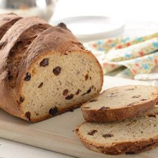 12-Grain Raisin Sourdough: King Arthur Flour