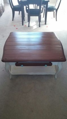Buy and sell everything from cars and trucks, electronics, furniture, and more. Custom Bmw, Solid Wood Coffee Table, Coffee Tables For Sale, Drawer Storage, Top, Furniture, Home Decor, Decoration Home, Room Decor