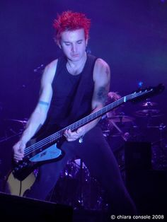 The Cure, Simon Gallup 2 by ElGat