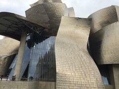 Guggenheim outside