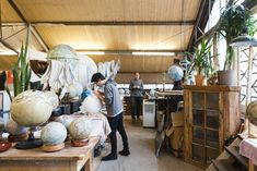 Bellerby & Co. Globemakers - ręcznie robione globusy. - DaWanda Blog: People and Products with Love