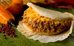Arepa - George Hirsch Daily Food blog - George Hirsch | Chef & Lifestyle TV Host | recipes, travel, recreation, home | television show & companion magazine