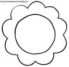 Coloriage Fleur à colorier - Dessin à imprimer