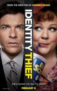 Identity Thief // This movie was really cute and funny. Melissa McCarthy is hilarious. It's pretty predictable, but lovable.