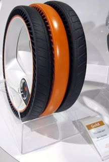 Hankook Tire design competition envisions treads of the future (video)