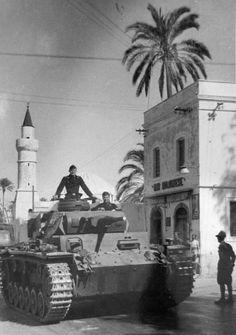 Panzerkampfwagen III Ausführung H DAK
