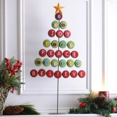 Bottle Cap Tree | Kirkland's