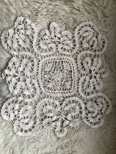 Doilies, Crochet, Lace, Decor, Decoration, Ganchillo, Racing, Decorating, Crocheting