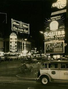 New York City, 1934 #NYC