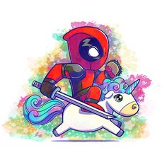 Items similar to Marvel Deapool print on Etsy Deadpool Kawaii, Deadpool Chibi, Cute Deadpool, Deadpool Unicorn, Deadpool Und Spiderman, Deadpool Fan Art, Deadpool Tattoo, Deadpool Quotes, Deadpool Movie