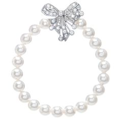 Chloe + Isabel Bow + Pearl Bracelet $22.00  HAHA  After this. I have fallen in Love with Pearls lately and this bracelet is sooo feminine & classy.