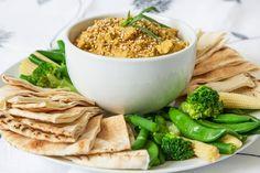 Thai-Style Vegetable Hummus