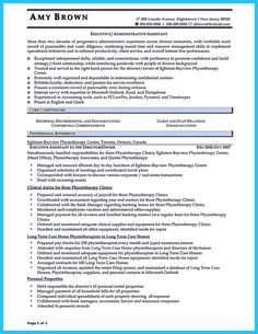 resume summary administrative assistant   administrative    resume summary administrative assistant   administrative assistants skills and helpful hints etc       pinterest   best templates  resume and administrative