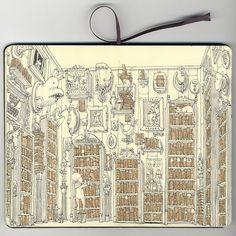 Moleskine sketchbook 21