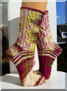 Ravelry: Romy's Frühlingsrauschen Two in One pattern by Micha Klein