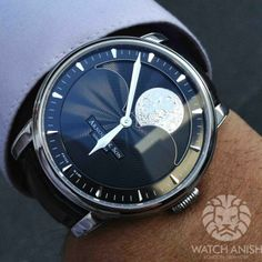 arnold and son watches | Arnold & Son HM Perpetual Moon
