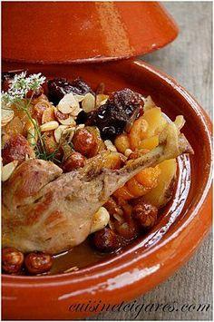 Ramadan recipes 394627986083203686 - Tajine de Canard 2 Source by danyjeanpierre Middle East Food, Middle Eastern Recipes, Food L, Good Food, Quinoa, Tagine Cooking, Cooking Time, Cooking Recipes, Tagine Recipes