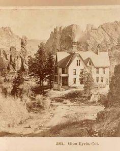 Glen Eyrie Castle 1890