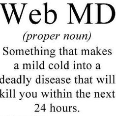 #Truth ... Though I may actually be #dying ... Hate being #sick #killmenow #coldseason