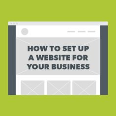 A freelancer's guide to starting a website (via @Freelancers Union)