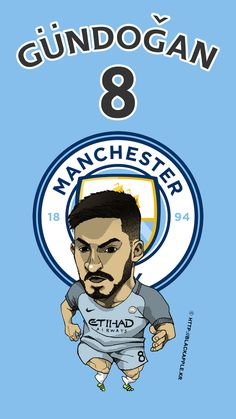 Ilkay Gundogan Wallpaper Manchester City...