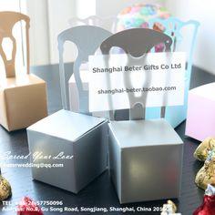 TH002 Silver Wedding decoration Favor boxes                 http://item.taobao.com/item.htm?id=37418503990      #weddingfavorbox #beterwedding #placecards #weddingcardholders