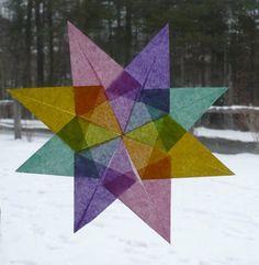 Paper Star Craft Tutorial