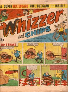 Used to spend all my pocket money on this comic each week x