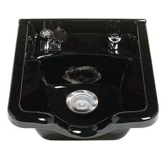 Belvedere x Single Alpha Shampoo Sink Finish: Shampoo Bowls Salon, Nail Salon Equipment, Utility Sink, Bowl Sink, Bowl Designs, Living Room Remodel, House Prices, Plumbing, Home Remodeling
