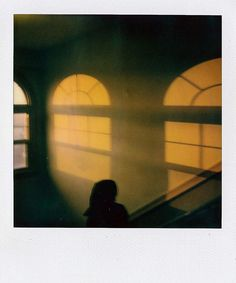 WEBSTA @arosevan The best time of day with my first pack of @polaroidoriginals